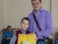 Награждение участников конкурса творческих работ ко дню отца «Семья без отца, что дом без крыши» 2016 в г. Ленинск-Кузнецком