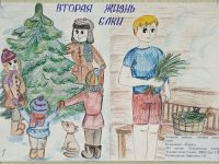 (3 место) Понуровская Алена, 9 кл., МБОУ ООШ № 42, рук. Чарухина Т.В.