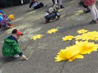 В нашем городе состоялся флешмоб «Сохраним первоцветы!»