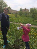 Акция «Вишневый сад – Лесному городку!»
