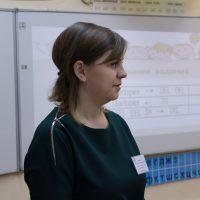Попова Анастасия Александровна. Учебное занятие по информатике.5 класс.