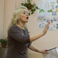 Огибалова Надежда Александровна. Учебное занятие по музыке.5 класс.