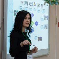 Шарковская Екатерина Валерьевна. Учебное занятие по английскому языку.10 класс.