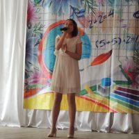 Прошел городской конкурс-фестиваль песен на английском языке