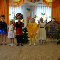 Прошел городской конкурс «Театр маленьких актеров»