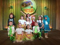 Прошел фестиваль детского творчества «Веселые нотки»