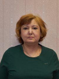Амосова Вероника Геннадьевна
