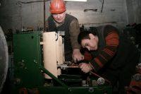 Организованы профессиональные пробы в горном техникуме