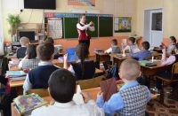 Начались профессиональные пробы по профессии «Педагог»