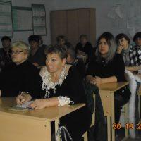 Состоялось очередное заседание проблемной группы, посвященное государственной итоговой аттестации 9-х классов по математике