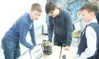 «Трамплин» подвел итоги первого этапа Детского научного конкурса (ДНК) Фонда Андрея Мельниченко