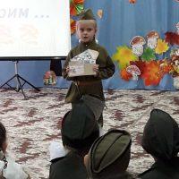 Прошел конкурс чтецов «Мы о войне стихами говорим»