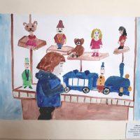 Конкурсные работы — III детские Рождественские чтения