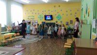 Прошли открытые мероприятия в рамках городского семинара по патриотическому воспитанию