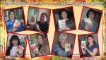 Завершился фотофлешмоб «С книгой – по жизни»